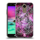 HEAD CASE DESIGNS MANDALA DOODLES SOFT GEL CASE FOR LG PHONES 1