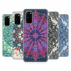 OFFICIAL MICKLYN LE FEUVRE MANDALA 3 SOFT GEL CASE FOR SAMSUNG PHONES 1