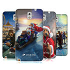 OFFICIAL LONELY DOG CHRISTMAS SOFT GEL CASE FOR SAMSUNG PHONES 2