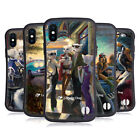 OFFICIAL LONELY DOG LIFE HYBRID CASE FOR APPLE iPHONES PHONES