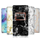 CUSTOM CUSTOMISED PERSONALISED MARBLE PRINTS BATTERY COVER FOR SAMSUNG PHONES 1