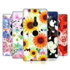 HEAD CASE DESIGNS GLAMOROUS BLOOMS SOFT GEL CASE FOR SONY PHONES 1