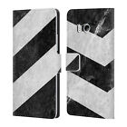 OFFICIAL NICKLAS GUSTAFSSON TEXTURES 4 LEATHER BOOK WALLET CASE FOR HTC PHONES 1