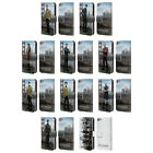 STAR TREK CHARACTERS INTO DARKNESS XII LEATHER BOOK CASE FOR APPLE iPOD TOUCH