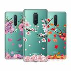 HEAD CASE DESIGNS BLOSSOMS AND LEAVES SOFT GEL CASE FOR AMAZON ASUS ONEPLUS