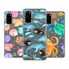 HEAD CASE DESIGNS WATERCOLOURED SEA LIFE SOFT GEL CASE FOR SAMSUNG PHONES 1