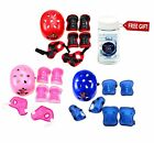 Child Kid Bicycle Roller Skate Blade Protective Helmet Knee Elbow Wrist Pad