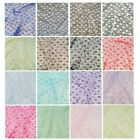 Floral Lace Fabric 100% Polyester Dress Net Bridal Material