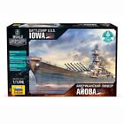"Model Kit ""Aircraft carriers,  Naval ships WWII. World of Warships"" 1:1200 Zvezda"