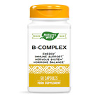 Nature's Way Vitamin B Complex x 60 Capsules Food Supplement
