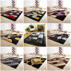 NEW LUXURIOUS HIGH PILE RUGS MODERN SOFT SILKY CONTEMPORARY THICK QUALITY SHAGGY