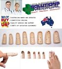 STAX FINGER SPLINT HARD PLASTIC PROTECTOR DISTAL JOINT LIGHTWEIGHT