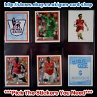 MERLIN'S KICK OFF 2007-2008 (1 TO 99) *SELECT THE STICKERS YOU NEED*