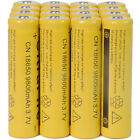 4/8/16PCS 3.7V 18650 9800mAh Li-ion Batteries Flashlight Rechargeable Battery