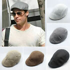 New Mens Retro   NewsBoy Country Outdoors  Hat Beret Flat Cap
