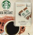 Starbucks Via Instant Medium Roast Colombia Coffee, 26 Count Instant coffee