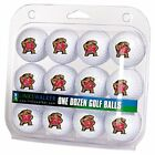 NCAA Team  Dozen (12) Logo Golf Balls