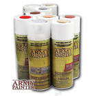Army Painter Miniatures Primers and Varnishes - Spray Paints - Various Colors