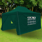Instant Relife Outdoor Gazebo Party Tent POP UP Marquee 3x4.5m Heavy Duty Gazebo