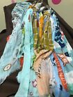 NWT NEW SPARTINA 449 BEAUTIFUL SUMMER SCARF 72