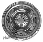 "15""x6.5"" INCH NISSAN SENTRA 2007-2012 OEM Factory Steel Wheel Rim BLACK 62471 $89.96 USD"