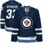 Dustin Byfuglien Winnipeg Jets Reebok Youth Navy Blue Home Premier Jersey