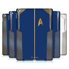 OFFICIAL STAR TREK DISCOVERY UNIFORMS HARD BACK CASE FOR APPLE iPAD on eBay