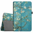 """Folio Standing Case Cover for Samsung Galaxy Tab E 9.6 / Tab E Nook 9.6"""" Tablet"""