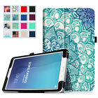 "Folio Standing Case Cover for Samsung Galaxy Tab E 9.6 / Tab E Nook 9.6"" Tablet"