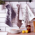 Letters Pinted Tablecloth Table Cloth Rectangular Party Hotel Kitche Decor GIFT