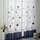 1Panel Solid Lined Thermal Blackout Grommet Window Curtain Drape Home Room Decor