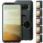 SP Connect Phone Case Set Black Smartphone Cover Protector iPhone Samsung Mount