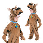 Rubies Childs Scooby Doo New Kids Deluxe Dog Fancy Dress Cartoon Costume Outfit