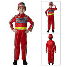 Rubies Childs Official Cars 3 Deluxe Lightning McQueen Fancy Dress Race Suit