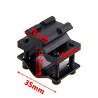 Red Dot Laser Sight Scope for Gun Airsoft with Weaver Picatinny Mount Base