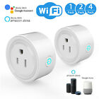 Wireless WiFi Smart Remote Control Timer Switch Power Socket Outlet US Plug
