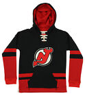 CCM NHL Youth New Jersey Devils Vintage Pullover Hoodie