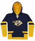 CCM NHL Youth Nashville Predators Vintage Pullover Hoodie on eBay