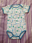 NEW***TOTS FIFTH AVENUE® Baby BOYS Cotton One Piece***Blue***0-3 months