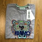 Men's Kenzo Paris T-shirts, Tiger,Black,Blue,Grey,White,Red | All sizes