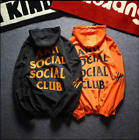 G-DRAGON BIGBANG Anti Social Club Paranoid Embroideried Hoodie Thin Windcheater