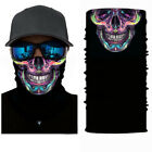 Camo Balaclava Motorcycle Neck Winter Fleece Ski Full Face Mask Cover Hat Cap US