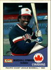 1984 Cramer Vancouver Canadians Minor League Baseball Card - Choose Your Card