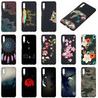 For Samsung A8 J3 J5 J7 2017/S9+ Slim Soft TPU Silicone Painted Back Case Cover