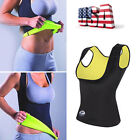 Women Neoprene Pant Body Shaper Slimming Waist Trainer Belt Workout Sports Wear