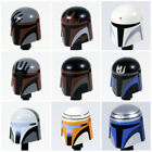 Kyпить Custom MANDALORIAN HELMET for Minifigures -Pick Color!- Star Wars Clones на еВаy.соm