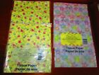 American Greetings /The Finishing Touch Tissue Paper Specialty Wrap U pick lot