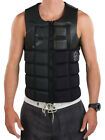 2018 Liquid Force Flex Watersports Wakeboard Impact Vest S-XXL Blackout. 51100