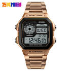 SKMEI Mens 1335 G Military Style Army Sports Waterproof Stainless Steel Watch