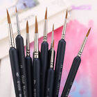 Pointed Painting Brush-Set Miniature Paint Fine Detail Drawi